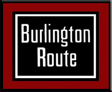 Chicago Burlington and Quincy Logo