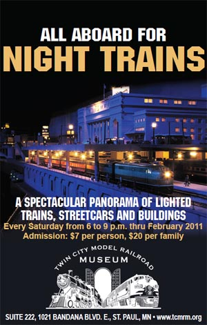 Night Trains Poster